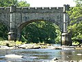 Aqueduct over the River Wharfe - geograph.org.uk - 207007.jpg