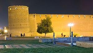Arg of Karim Khan - Arg of karim khan At Night