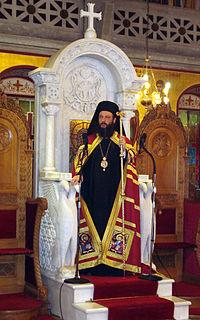 Jovan Vraniškovski Orthodox Macedonian cleric and head of the Orthodox Ohrid Archbishopric, an autonomous church