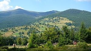 Transylvania - Apuseni Mountains near Arieșeni, Alba County