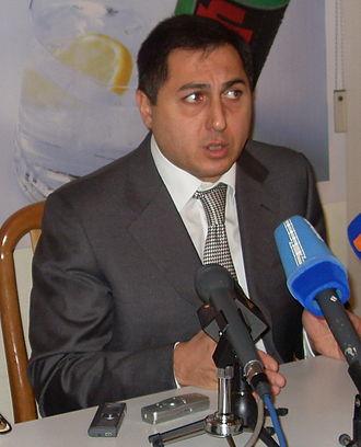 Media of Armenia - Armen Harutyunyan, Human Rights Defender (ombudsman) of Armenia (2006-2012)