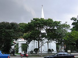 Armenian Church, Singapore, Jan 06.JPG