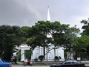 Armenian Church, Singapore - Image: Armenian Church, Singapore, Jan 06