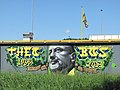 Arnhem-Gelredome, Theo Bos in graffiti foto3 2013-06-02 11.24.jpg