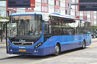 Volvo B7RLE Low Entry, single deck bus chassis