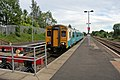 Arriva Trains Wales Class 150, 150245, Wrexham General railway station (geograph 4025022).jpg