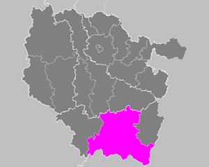 Arrondissement of Épinal - Image: Arrondissement d Épinal