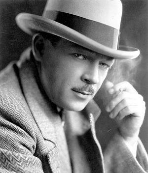 Arthur Housman - Arthur Housman in 1925