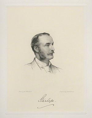 Arthur Stanhope, 6th Earl Stanhope - Image: Arthur Stanhope, 6th Earl Stanhope
