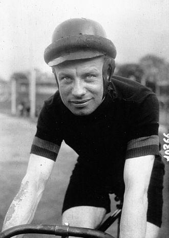 Arthur Vanderstuyft - Arthur Vanderstuyft in 1913