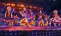 Artists performing at the inaugural ceremony of the 48th International Film Festival of India (IFFI-2017), in Panaji, Goa on November 20, 2017 (2).jpg
