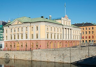 Arvfurstens palats palace