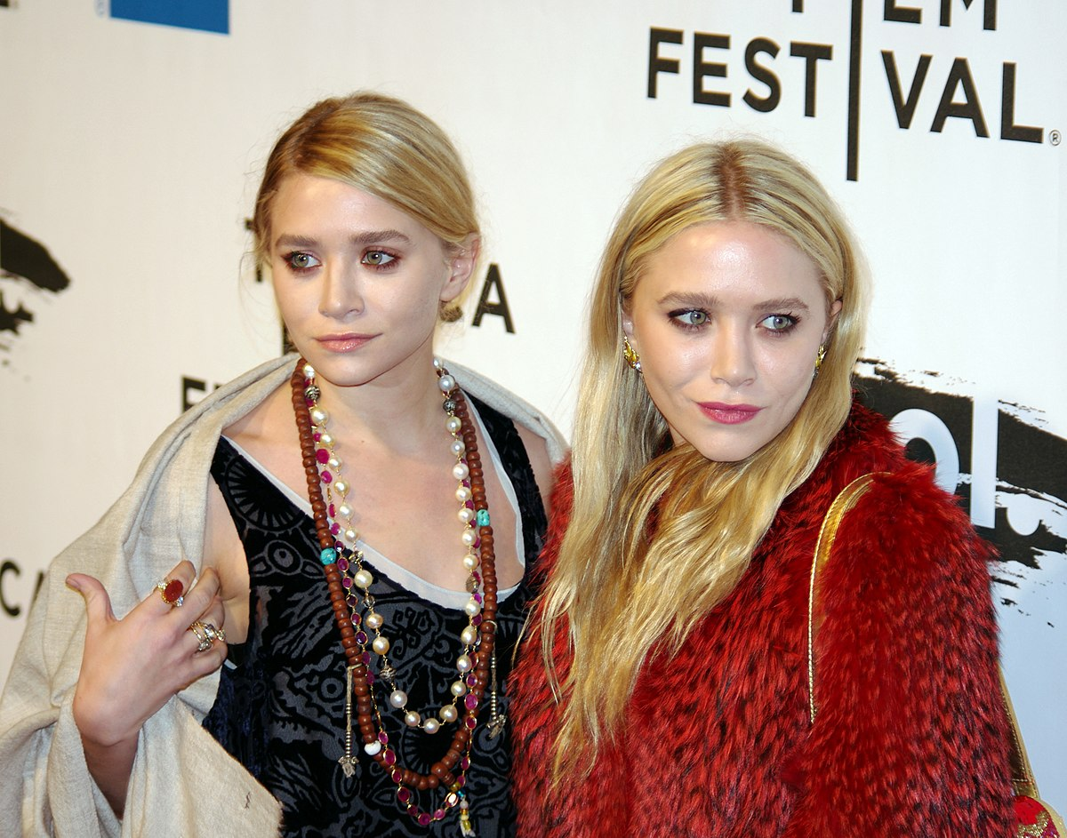 Mary-Kate és Ashley Olsen – Wikipédia