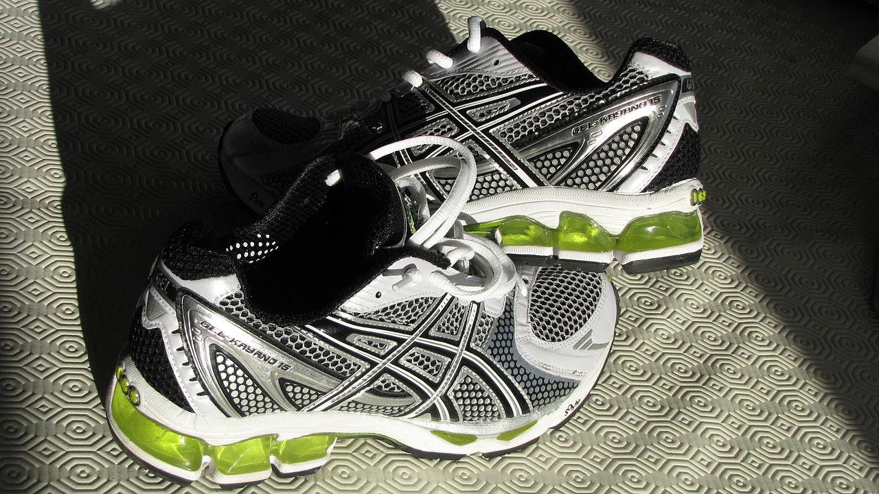 Asics Gel Kayano  Running Shoes Mens