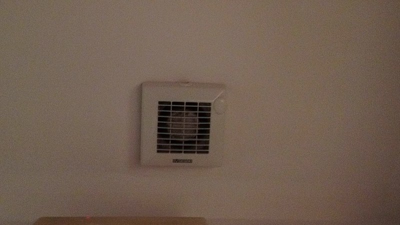 Aspiratore vortice vort notus t hcs Ø con sensore umidità