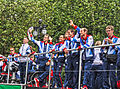 Athletes parade, Olympic and Paralympic, London 2012 (7990945032).jpg