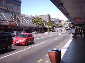image illustrative de l'article Karangahape Road