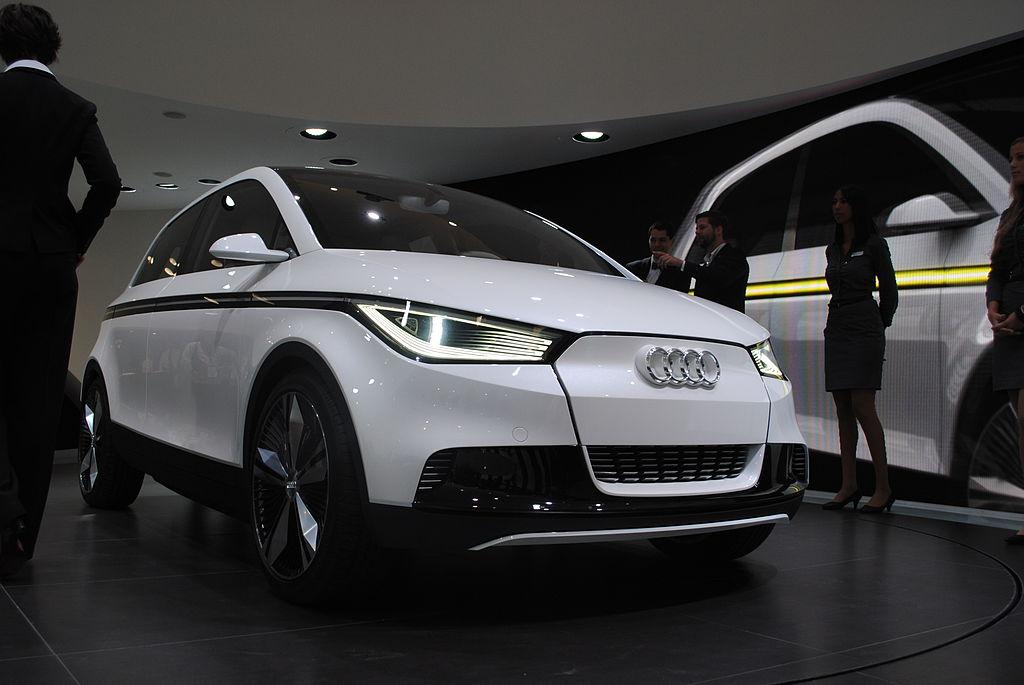 Fileaudi A2 Concept At The Frankfurt Motor Show Iaa 2011