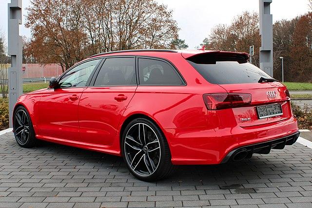 Audi RS6 Avant IMG 0739