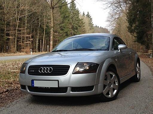Audi TT 1.8T quattro 2000