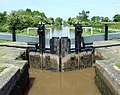 Audlem Locks No 2, Shropshire Union Canal, Cheshire - geograph.org.uk - 1604208.jpg