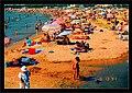 August Bahia de Roses Colors of Master Salvadore Dali Mysterious Light - Cadaques magic Cap de Creus 1991 Port Lligat Top Artists Existencialism Patina El Caudillo Fascismo - panoramio.jpg