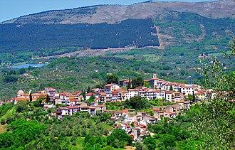 Auletta - Panorama