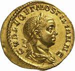 Aureus Hostilianus (anverso) .jpg