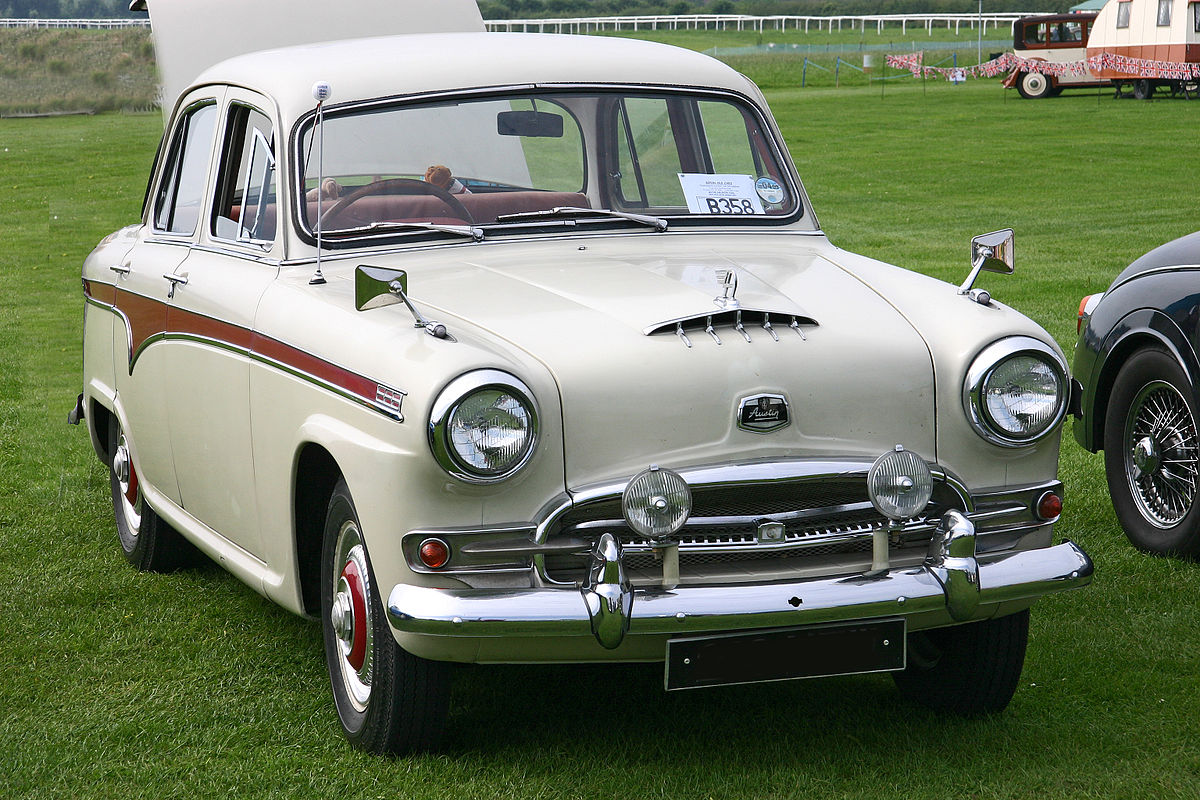 5 Door Car >> Morris Marshal - Wikipedia