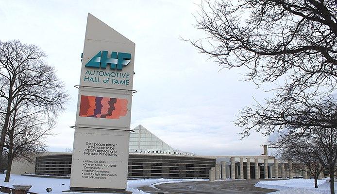 Automotive Hall of Fame