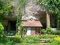 Auvers-sur-Oise (95), maison du Dr Gachet, carrières.jpg