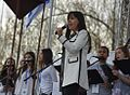 Aviva Rajsky & March of the Living Choir 2015.jpg