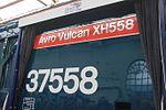 Avro Vulcan XH558 37558 (aka 37424) naming ceremony.JPG