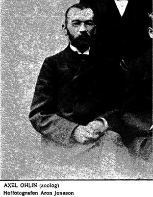 Axel Ohlin - Axel Ohlin