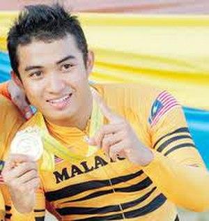 Sport in Malaysia - Azizulhasni Awang