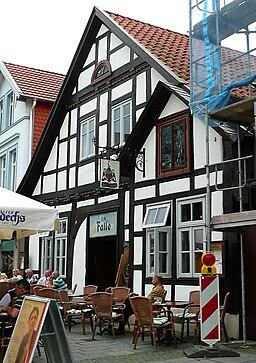 Bückeburg Falle
