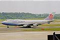 B-18275 B747-409 China Airlines NRT 21MAY03 (8439826763).jpg