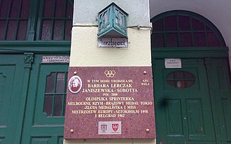 Barbara Sobotta - Image: B.Sobotta Poznan