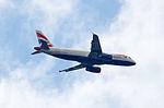 BA Airbus A320-232 G-EUUR (6085834483).jpg