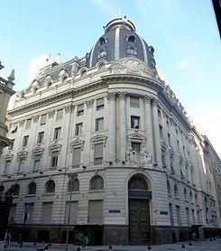Banco franc s del r o de la plata casa matriz for Bbva oficina central