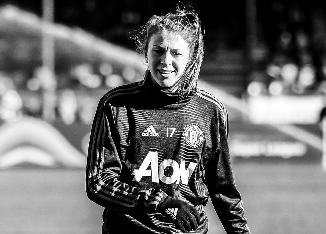 BHA Women 0 Man Utd Women 2 WFAC 4th rd 03 02 2019-194 (32044681857).jpg