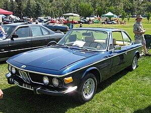 BMW E9 - BMW 2800CS