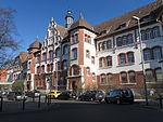 Holwedestrasse Hospital (old building)