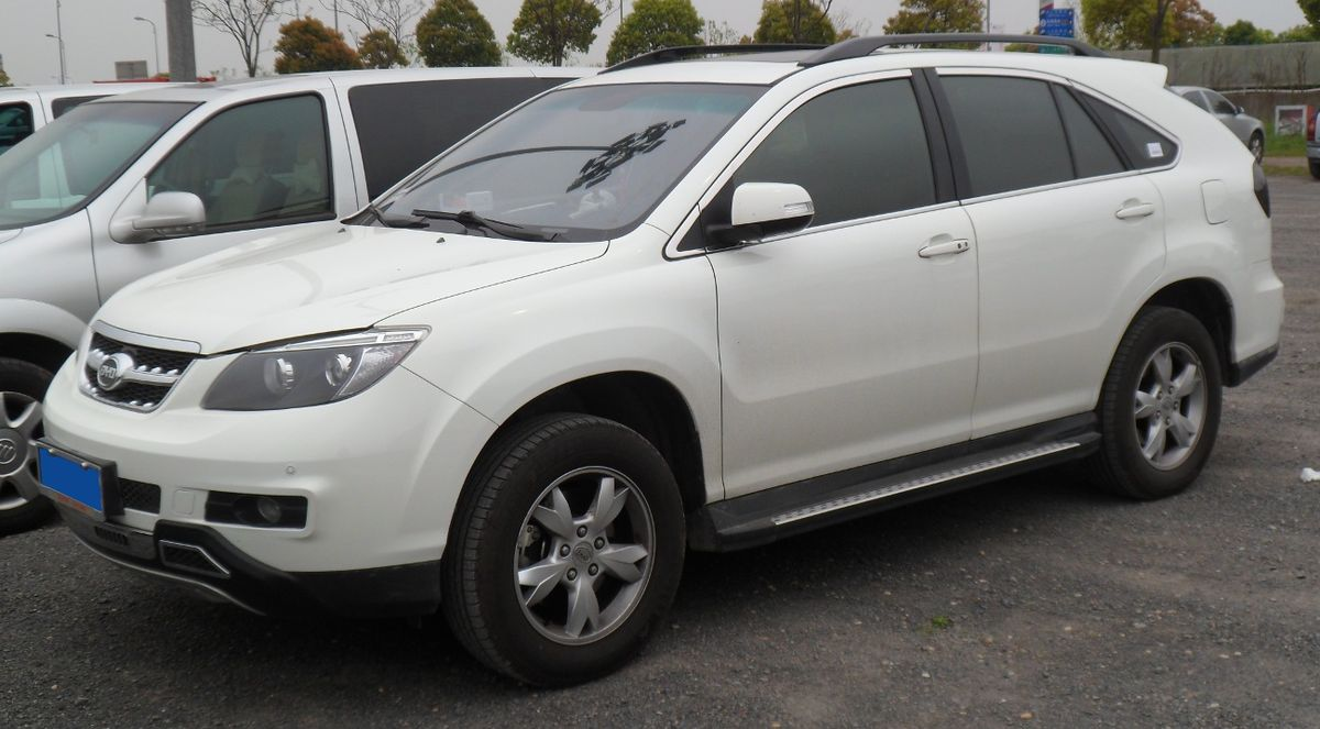 Byd S6 Wikip 233 Dia