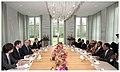 BZ 130415 Kikwete Pres Tanzania bij Timmermans Catshuis 2258 (12746012635).jpg
