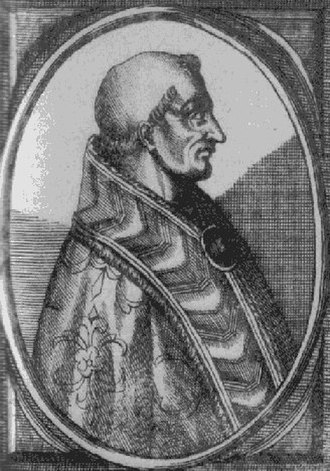 Papal election, 1241 - Goffredo da Castiglione, elected Pope Celestine IV