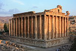File:Baalbek, Temple of Bacchus (6842814197).jpg