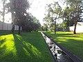 Back pathway near the corner store. - panoramio.jpg