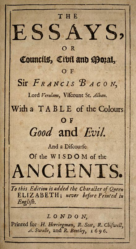 1696 title page Bacon Essays 1696.jpg