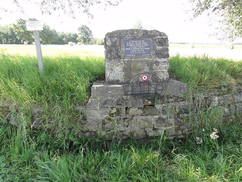 Badonviller (M-et-M) memorial de guerre